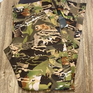Under Armour Storm Camo Tactical Hunting Pants